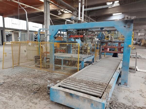 2#5875 Linea produzione pavimentazione in calcestruzzo in vendita - foto 1