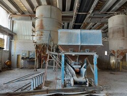 Linea produzione pavimentazione in calcestruzzo - Lotto 6 (Asta 5875)