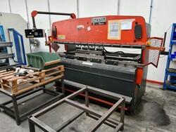 Schiavi press brake - Lote 5 (Subasta 5878)