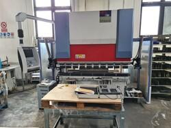 Schiavi press brake - Lot 8 (Auction 5878)