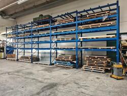 Modul Bloc industrial shelving - Lot 9 (Auction 5878)