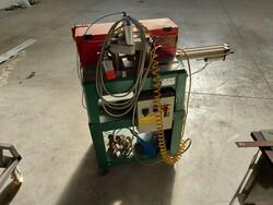 Fresatrice asole scarico condensa PVC STB - Lotto 18 (Asta 5881)