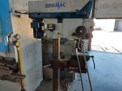 Serrmac and Super Condor column drills - Lot 24 (Auction 5881)