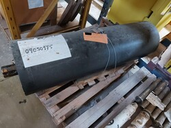 Drums and rollers for material transport system - Lot 13 (Auction 5883)