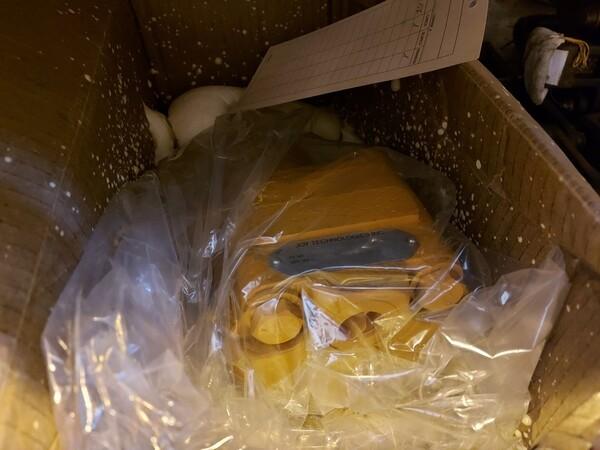 17#5883 Ricambi per carro spola Joy 10SC32 in vendita - foto 8