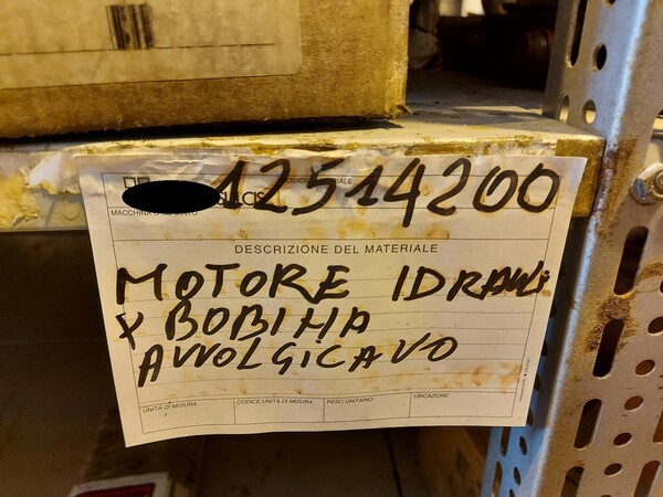 17#5883 Ricambi per carro spola Joy 10SC32 in vendita - foto 9