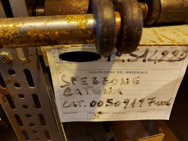 17#5883 Ricambi per carro spola Joy 10SC32 in vendita - foto 10