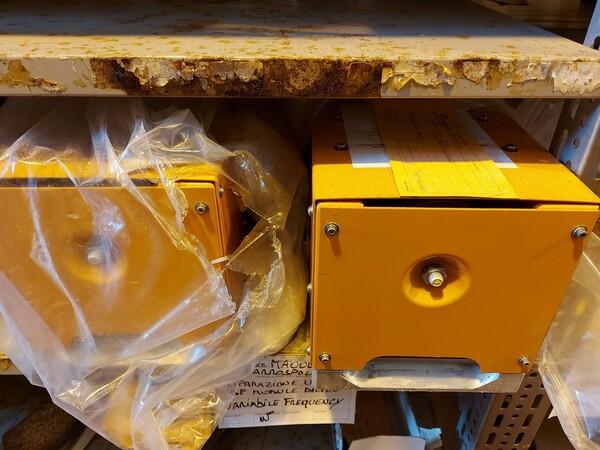 17#5883 Ricambi per carro spola Joy 10SC32 in vendita - foto 13