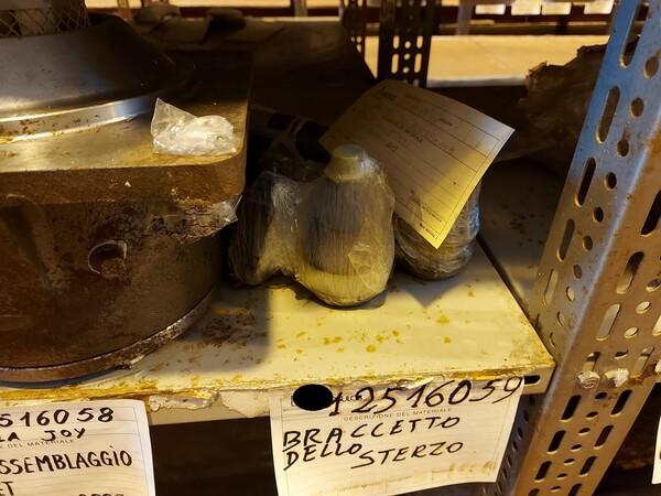 17#5883 Ricambi per carro spola Joy 10SC32 in vendita - foto 18
