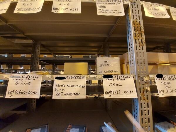 17#5883 Ricambi per carro spola Joy 10SC32 in vendita - foto 32
