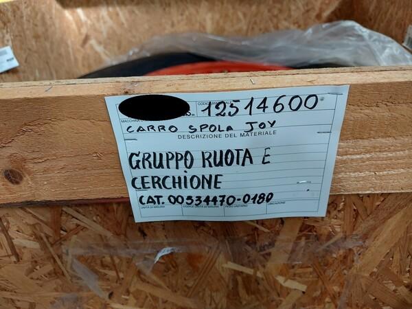 17#5883 Ricambi per carro spola Joy 10SC32 in vendita - foto 37