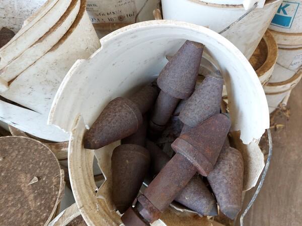 20#5883 Picchi per taglio roccia in vendita - foto 3