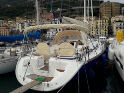Sailing boat Bavaria model 50 Cruiser - Lot 1 (Auction 5885)