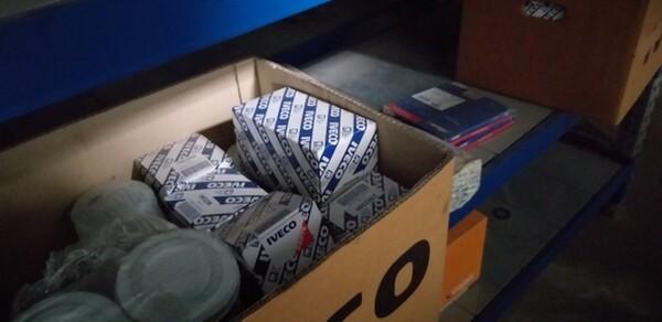 5#5886 Carrozzeria Iveco e dischi in vendita - foto 1