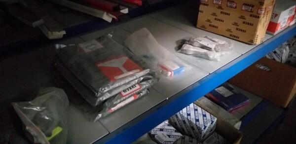 5#5886 Carrozzeria Iveco e dischi in vendita - foto 8