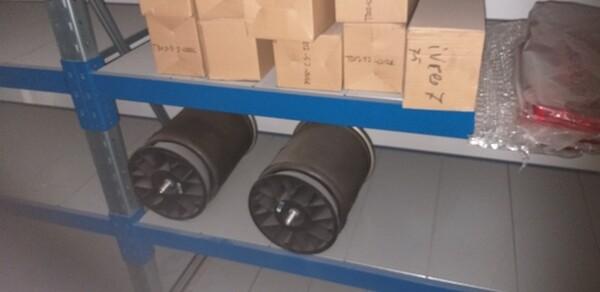 5#5886 Carrozzeria Iveco e dischi in vendita - foto 10