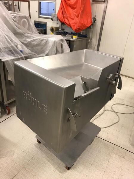 4#5887 Cubettatrice Ruhle in vendita - foto 1