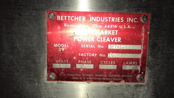7#5887 Taglia bistecche Bettcher Industries in vendita - foto 3