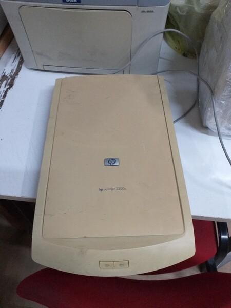 3#5889 Stampante Epson e transpallet in vendita - foto 4