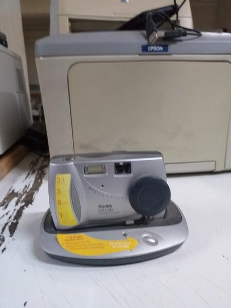 3#5889 Stampante Epson e transpallet in vendita - foto 12