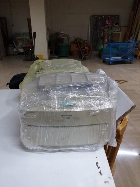 3#5889 Stampante Epson e transpallet in vendita - foto 21