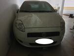 Fiat Punto car - Lot 4 (Auction 5889)