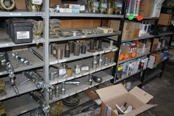 Spare parts for agricultural equipment - Lot 0 (Auction 5890)