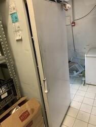 White refrigerator - Lot 10 (Auction 5891)