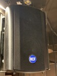 Rcf audio speakers and amplifier - Lot 3 (Auction 5891)
