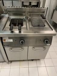 Double electric fryer - Lot 5 (Auction 5891)