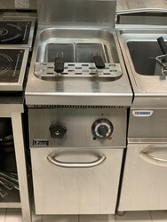 Electric stainless steel pasta cooker - Lot 7 (Auction 5891)