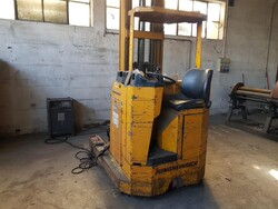 Jungeinrich LTV16 forklift - Lot 11 (Auction 5901)