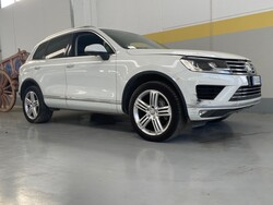 Touareg Volkswagen car - Lot 0 (Auction 5904)