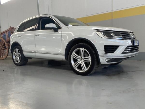 1#5904 Autovettura Touareg Volkswagen in vendita - foto 1