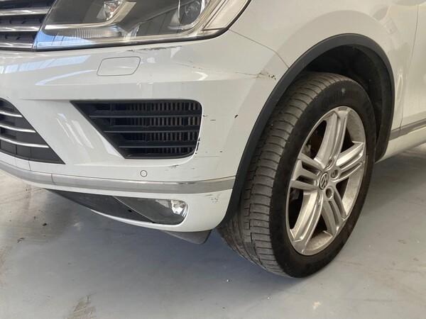 1#5904 Autovettura Touareg Volkswagen in vendita - foto 9