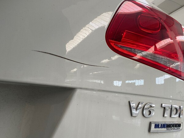 1#5904 Autovettura Touareg Volkswagen in vendita - foto 13