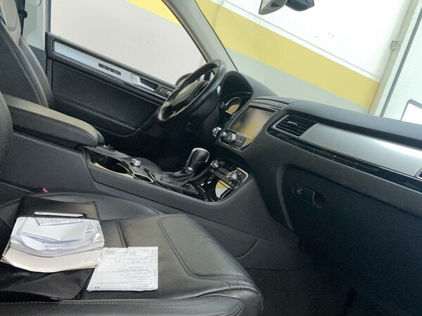 1#5904 Autovettura Touareg Volkswagen in vendita - foto 17