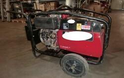 Mosa engine driven welder - Lot 2 (Auction 5906)