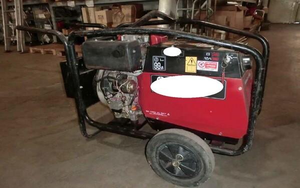 2#5906 Motosaldatrice Mosa in vendita - foto 1