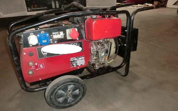 2#5906 Motosaldatrice Mosa in vendita - foto 3