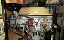 Engine driven welder - Lot 5 (Auction 5906)