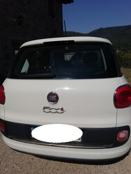 Automobile Fiat 500 L - Lotto 0 (Asta 5908)