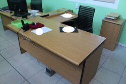 Furniture and equipment varies from office - Lot 4 (Auction 5912)
