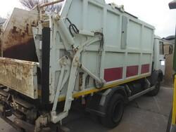 Iveco compactor - Lote 2 (Subasta 5914)