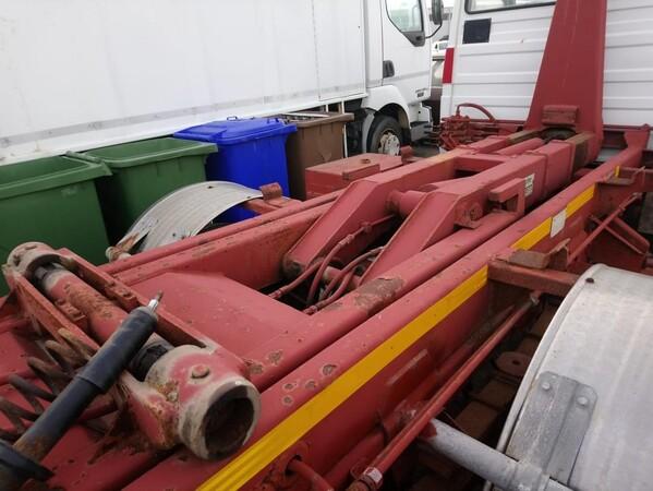 3#5914 Iveco scarrabile in vendita - foto 7