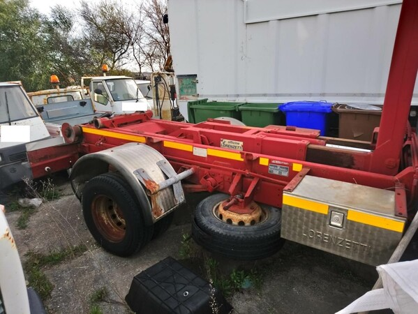 3#5914 Iveco scarrabile in vendita - foto 8