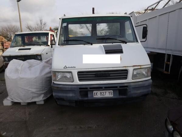 3#5914 Iveco scarrabile in vendita - foto 9