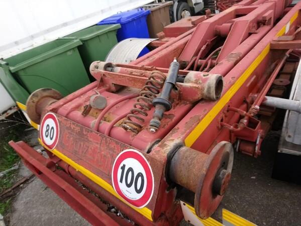 3#5914 Iveco scarrabile in vendita - foto 10