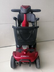Casarevi Mobility Red and gray electric scooters - Lot 0 (Auction 5920)