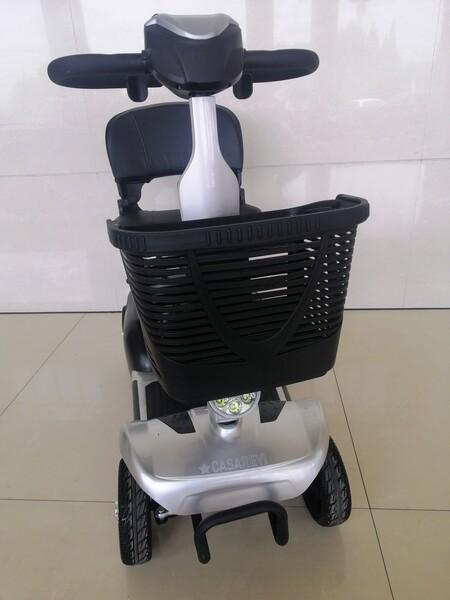 12#5920 Casarevi Mobility Scooter elettrico grigio in vendita - foto 1